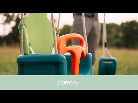 How to assemble the Plum Create Your Own Swing Set