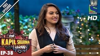 Sonakshi Sinha is on the sets of The Kapil Sharma Show to promote h...