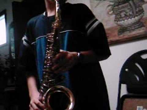 best saxophone ever by me