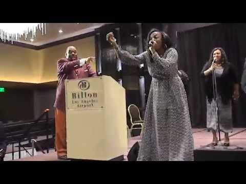 Whatever I Expect  Lady Mildred Trotter & Sweet Holy Spirit Church Choir