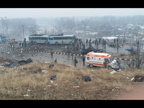 12 CRPF jawans martyred in a terror attack in Kashmir's Pulwama: What we know so far Mp3