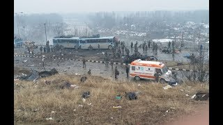 At least 12 Central Reserve Police Force (CRPF) personnel were kill...