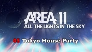 Watch Area 11 Tokyo House Party video