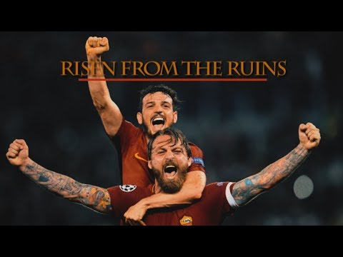 AS ROMA v FC BARCELONA - Risen From The Ruins | 4-4 Cinemati