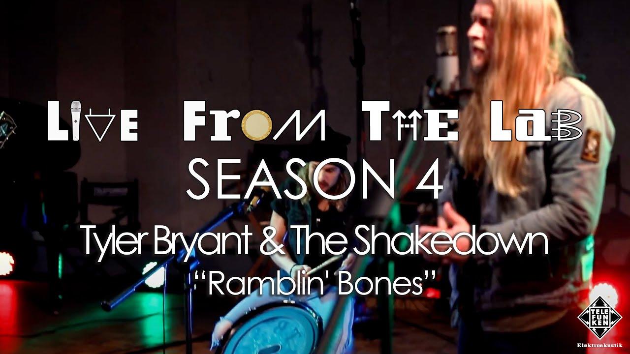 """Tyler Bryant & The Shakedown - """"Ramblin' Bones"""" (TELEFUNKEN Live From The  Lab) - YouTube"""