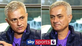 EXCLUSIVE! Jose Mourinho on Ed Woodward texting him, working with Daniel Levy & Champions League!