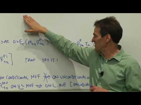 5c.4 Conditional & Unconditional Models