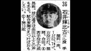 1971年 東映フライヤーズ 選手名鑑