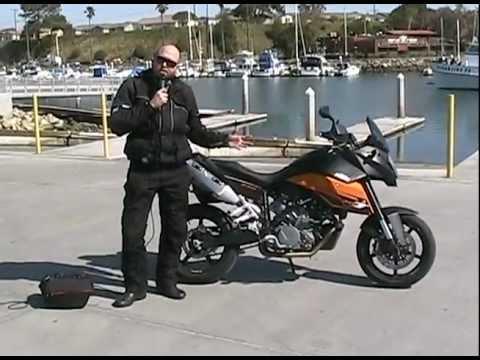 2010 KTM 990 SupermotoT
