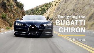 Bugatti Design Director Explains the $3 Million Bugatti Chiron