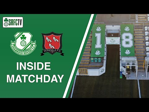 Inside Matchday v Dundalk | 2 April 2021