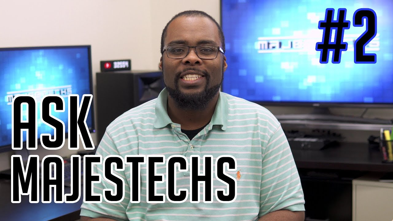 Ask Majestechs #2 - Smart Home Tablet, Ring Doorbell, Smart Home Cost, Arlo  Pro 2, BenQ HT2550