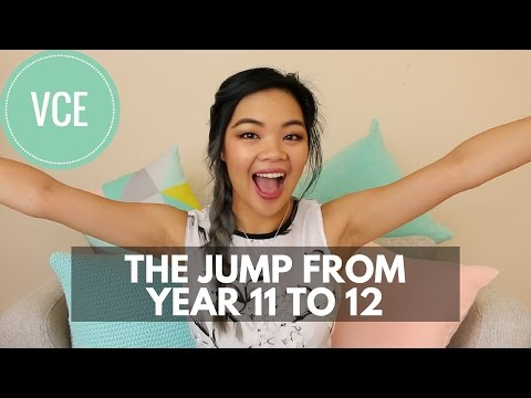 The jump from year 11 to 12 | VCE | Lisa Tran