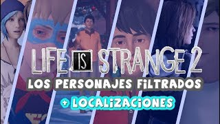 Download [SPOILERS] Life is Strange 2 - Todos los personajes e historia filtrados ! [TEORIAS] Mp3 and Videos