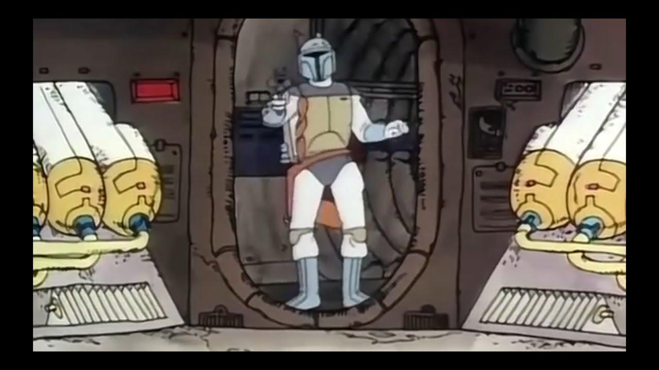 Star Wars Holiday Special Cartoon - YouTube