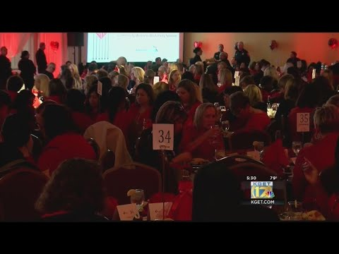 Go Red For Women Luncheon Raises Over $200,000 For American Heart Association