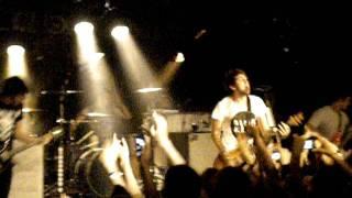 All Time Low - Intro + Do You Want Me Dead (Lille Vega, Copenhagen - June 15th, 2011).AVI