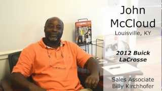Louisville Buick GMC Dealer: Sam Swope AutoCenter - Customer Reveiw: John McCloud