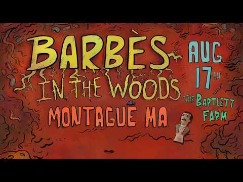 BARBES In The Woods (Festival Teaser)