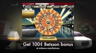 Betsson bonus - Best Betsson casino bonus code