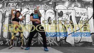 Prince Royce - Carita de Inocente // Bachata Choreo by Jose Sanchez