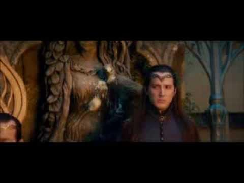 The Hobbit (2012) Extended - Dwarves in Rivendell (HD)