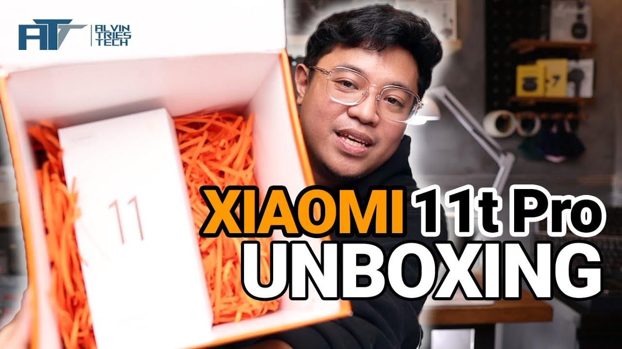 2021 FLAGSHIP KILLER!? Xiaomi 11t Pro Unboxing! Ganda ng design, camera at audio ng phone na to!