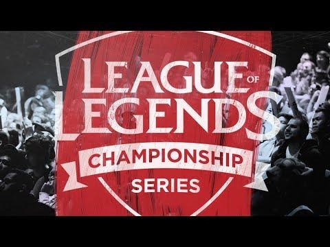 2018 EU LCS Spring Promotion Tournament - Day 4: S04 vs. NIP