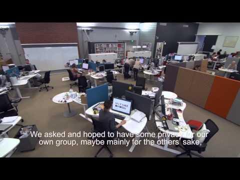 Sponda and Sanoma – New premises for the changing media scene
