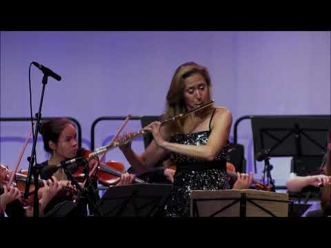 Moritzburg Festival: Mozart, Concerto for Flute, Harp & Orchestra (Piccinini, Lenaerts, Domenech)