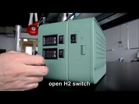 50W Portable Hydrogen (H2) Fuel Cell Generator for Defense and Civil Purposes