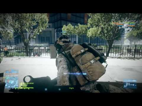 algeria-dz gameplay bf3 zlo server
