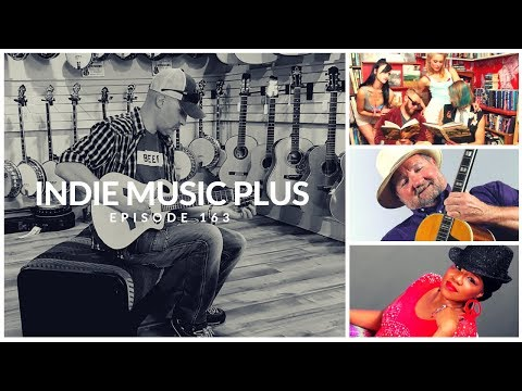 Indie Music LIVE! 163   TJ Leonard, Nadira Norjahan, The Hollywood Farmers, Bill Abernathy