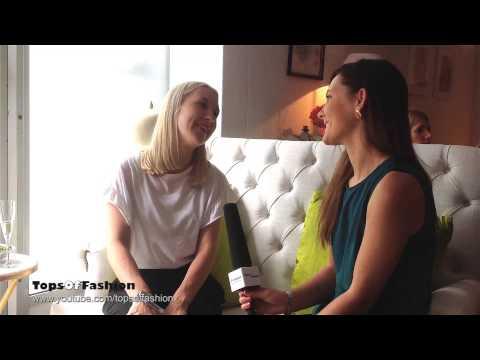 Designerin Satu Maaranen im TopsOfFashion-Interview
