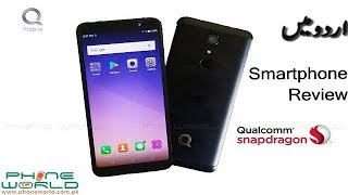 QMobile Q Infinity (Infinity Display In Budget) Device Review | Smartphone Reviews by Phoneworld