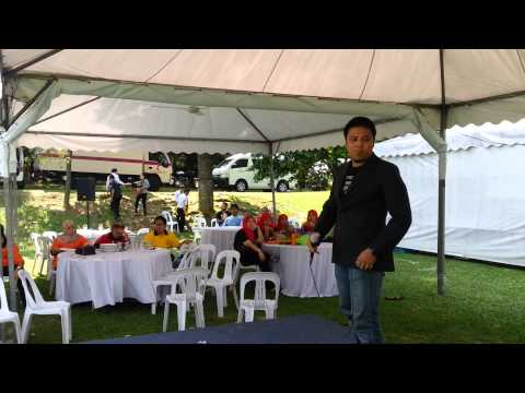 Razif Zin-Andalusia Final Karaoke JKWPKL 2013