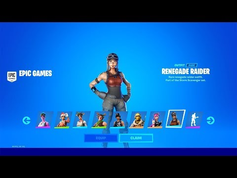 HOW TO MERGE FORTNITE ACCOUNTS! (Merging System)
