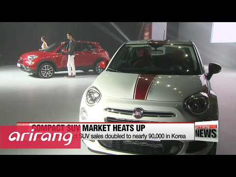 Automakers gear up to meet growing demand in Korea for compact SUVs
