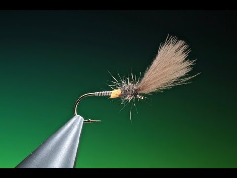 Tying A Quill Cul Midge With Barry Ord Clarke