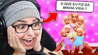 MÃE ADOLESCENTE ! ( THE SIMS 4 MINI FILME )