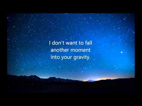 Sara Bareilles - Gravity with lyrics