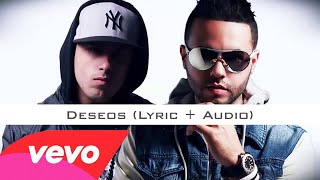 Download Tony Dize (Feat. Nicky Jam) -  Deseos (Lyric + Audio) MP3 song and Music Video