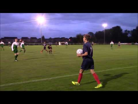 Fleet Spurs FC v Kidlington FC - 7th Sep 2017