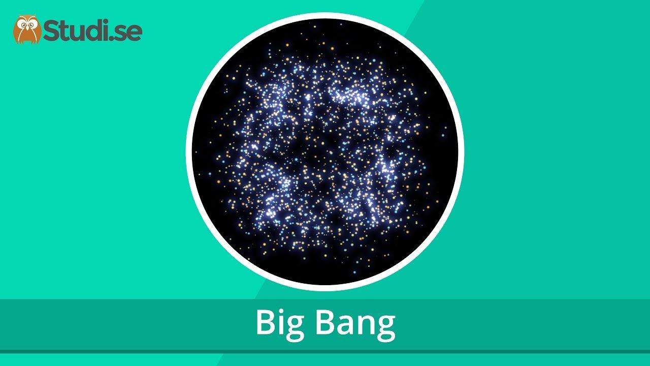 Big bang (Fysik) - Studi.se