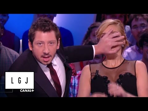 La Méteo Surprise de Poulpe et Alison Wheeler - Le Grand Journal
