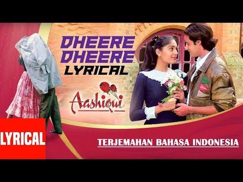Dheere Dheere Se Meri Zindagi - HRITHIK ROSHAN & SONAM KAPOOR - lirik dan terjemahan