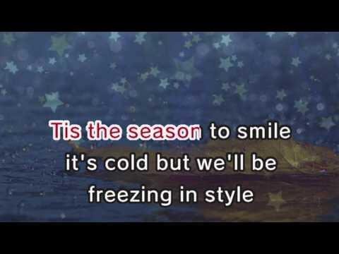 Train - Shake Up Christmas (Karaoke and Lyrics Version) - YouTube