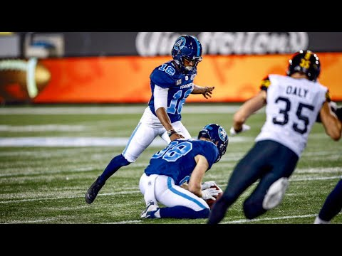 MY FIRST GAME AS A PRO FOOTBALL PLAYER! THIS IS HOW IT WENT..