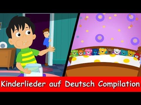 Johny Johny Ja Papa | Kinderlieder auf Deutsch Compilation | Kinderlieder Sammlung