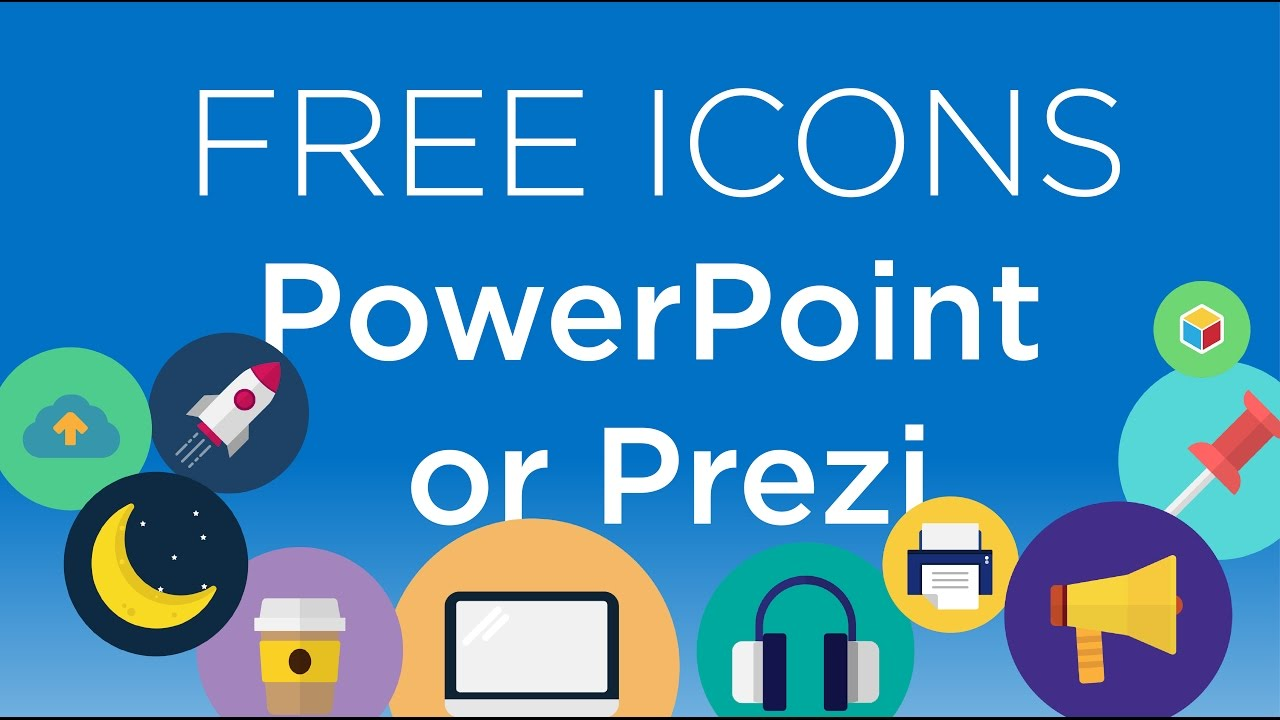 free icons for powerpoint and prezi youtube